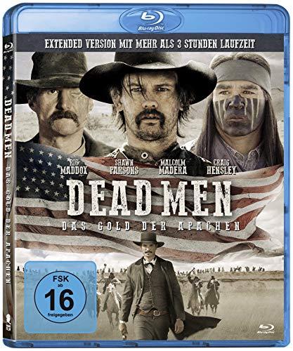 Blu-ray - Dead Men - Das Gold der Apachen (Extended Edition)