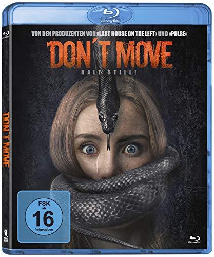 Blu-ray - Don't Move - Halt still!