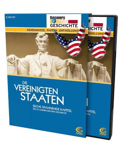 DVD - Die Vereinigten Staaten (Discovery Geschichte)