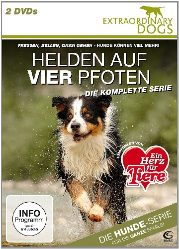 DVD - Helden auf vier Pfoten - Die komplette Serie