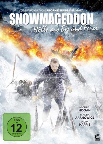 DVD - Snowmageddon - Hölle aus Eis und Feuer
