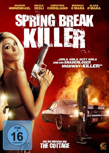 DVD - Spring Break Killer