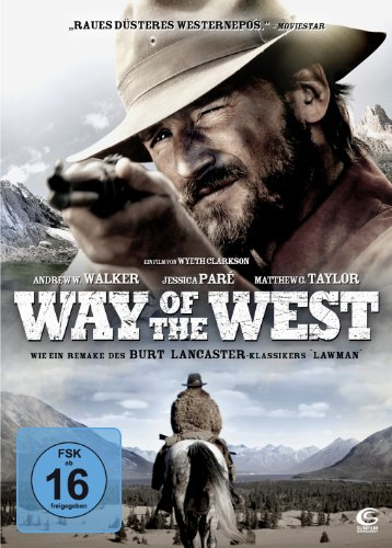 DVD - Way of the West