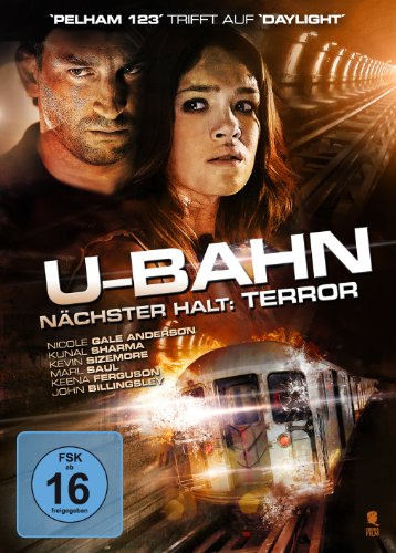 DVD - U-Bahn - Nächster Halt: Terror