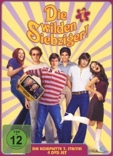 DVD - Die wilden Siebziger! - Staffel 7