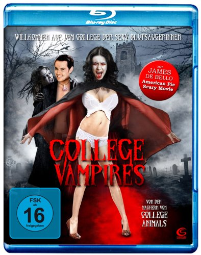 Blu-ray - College Vampires