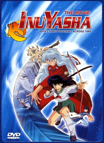 DVD - InuYasha - The Movie 1 - Affections Touching Across Time (Steelbook)