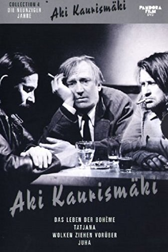 DVD - Aki Kaurismäki Collection 04 - Die Neunziger Jahre [Collector's Edition] [3 DVDs]