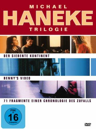 DVD - Michael Haneke Trilogie