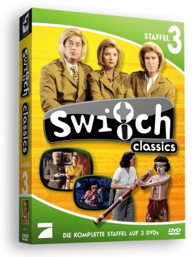 DVD - Switch Classics - Staffel 3