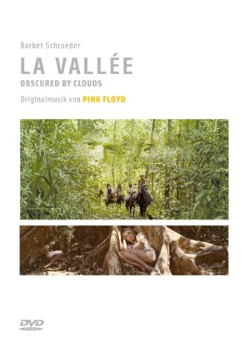 DVD - La Vallee - Obscured By Clouds (OmU) (OST By Pink Floyd)