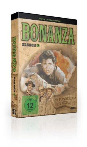 DVD - Bonanza - Staffel 5 (Remastered)
