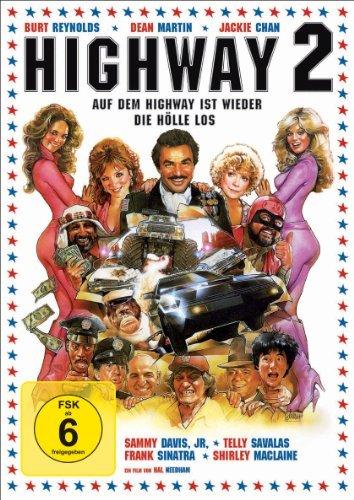 DVD - Highway 2 - Auf dem Highway ist wieder die Hölle los