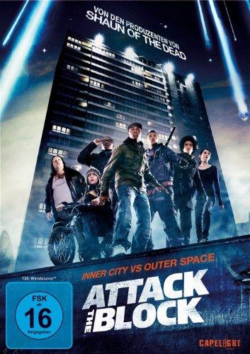 DVD - Attack The Block