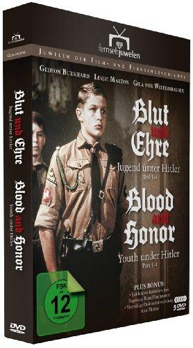 DVD - Blut und Ehre - Jugend unter Hitler Teil 1 - 4 (fernsehjuwelen - Juwelen der Fernsehgeschichte)