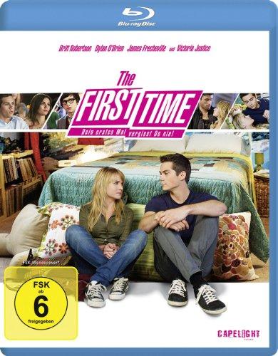 Blu-ray - The First Time - Dein erstes Mal vergisst du nie!