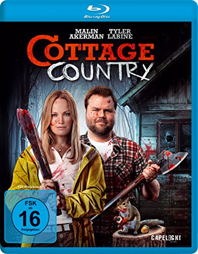 Blu-ray - Cottage Country