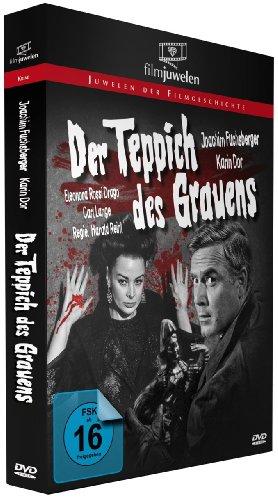 DVD - Der Teppich des Grauens (filmjuwelen - Juwelen der Filmgeschichte)