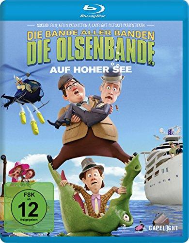 Blu-ray - Die Olsenbande - Auf hoher See