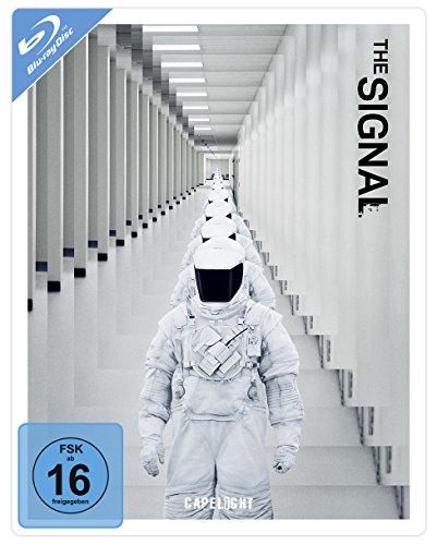 Blu-ray - The Signal (Steelbook)