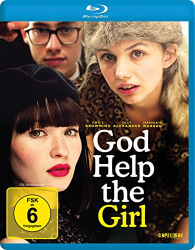 Blu-ray - God Help The Girl