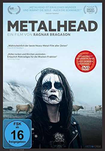 DVD - Metalhead
