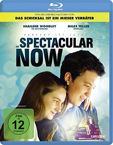 - The Spectacular Now - Perfekt ist jetzt [Blu-ray]