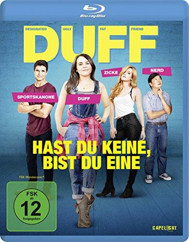 Blu-ray - DUFF - Hast du keine, bist du eine