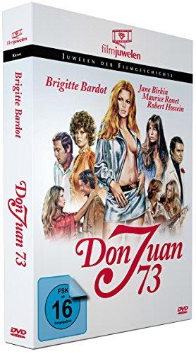 DVD - Don Juan 73 (filmjuwelen - Juwelen der Filmgeschichte)