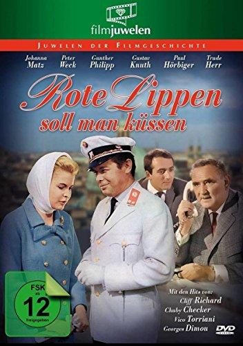 DVD - Rote Lippen soll man küssen (Filmjuwelen)