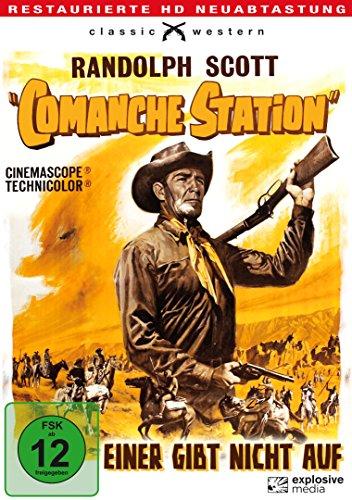 DVD - Einer gibt nicht auf - Comanche Station (Remastered)