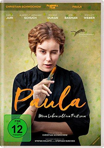 DVD - Paula - Mein Leben soll ein Fest sein