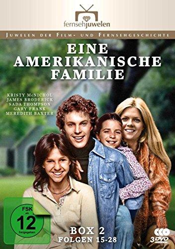 - Eine amerikanische Familie - Box 2 (Folgen 15-28) - Fernsehjuwelen [4 DVDs]