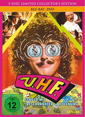 Blu-ray - U.H.F. - Sender mit beschränkter Hoffnung (  DVD) (2-Disc Limited Collector's Edition)