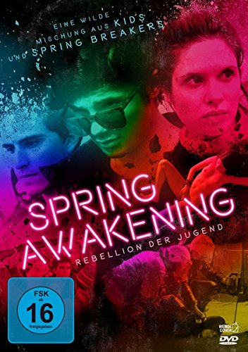 DVD - Spring Awakening - Rebellion der Jugend