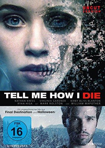 DVD - Tell Me How I Die (Uncut Version)