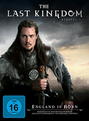 DVD - The Last Kingdom - Staffel 1 (4 Discs im Schuber)