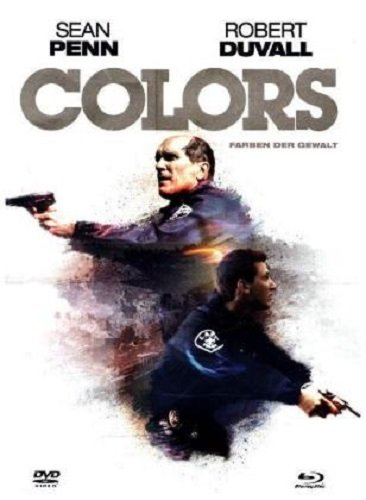 DVD - Colors - Farben der Gewalt (Limited Collector's Edition im Mediabook) (inkl. Blu-ray)