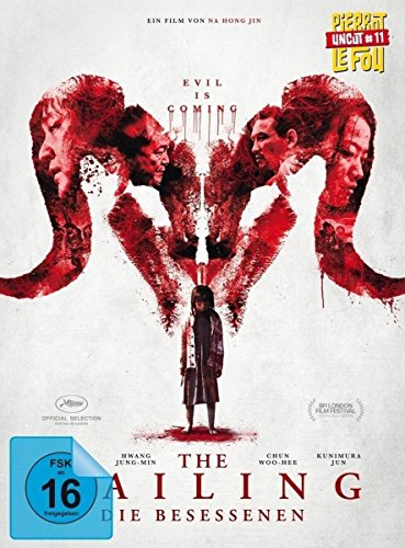Blu-ray - The Wailing - Die Besessenen -  Limited Edition Mediabook (+ DVD) [Blu-ray]