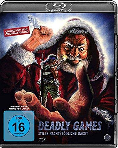 Blu-ray - Deadly Games - Stille Nacht, tödliche Nacht [Blu-ray]