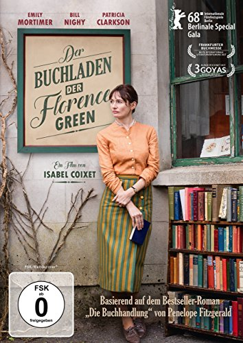 DVD - Der Buchladen der Florence Green