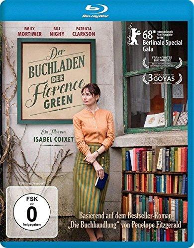 Blu-ray - Der Buchladen der Florence Green