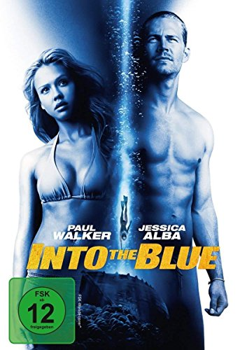 DVD - Into The Blue