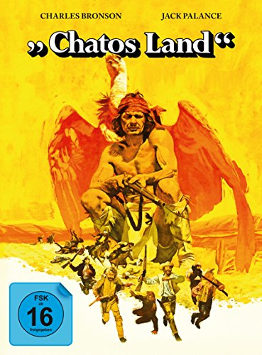 Blu-ray - Chatos Land (  DVD) (Limited Collector's Mediabook Edition)