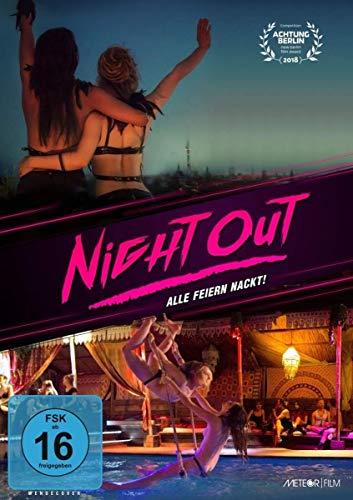 DVD - Night Out - Alle feiern nackt!