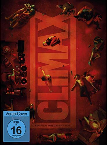 Blu-ray - Climax (  DVD) (Limited MediaBook Edition)