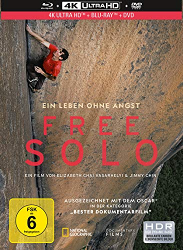 Blu-ray - Free Solo Ultra HD (  Blu-ray)