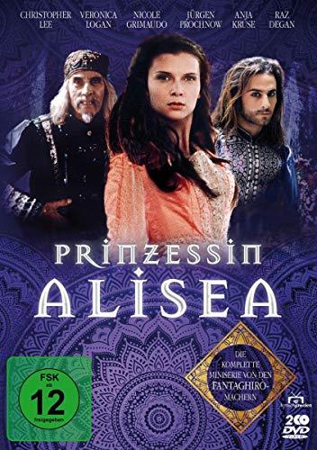 DVD - Prinzessin Alisea - Die komplette MiniSerie