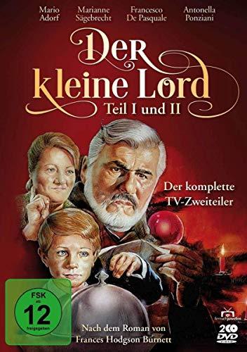 DVD - Der kleine Lord Teil I und II - Der komplette TV-Zweiteiler [2 DVDs]