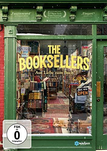 DVD - The Booksellers - Aus Liebe zum Buch (OmU)